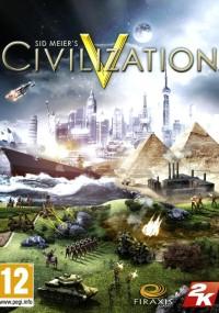 Civilization V (2010) plakat