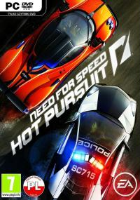 Need for Speed: Hot Pursuit (2010) plakat