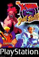 X-Men vs. Street Fighter (1998) plakat