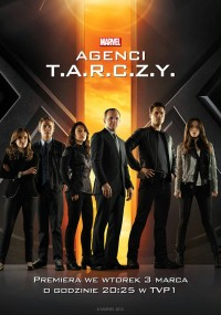 Agenci T.A.R.C.Z.Y. (2013) plakat