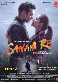 Sanam Re (2016) plakat
