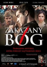 Zakazany Bóg (2013) plakat