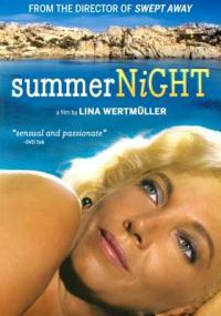 Letnia noc o greckim profilu, migdałowych oczach i zapachu bazylii