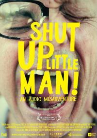 Zamknij się, człowieczku! Niefortunna audioprzygoda