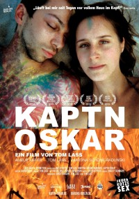 Kaptn Oskar (2013) plakat