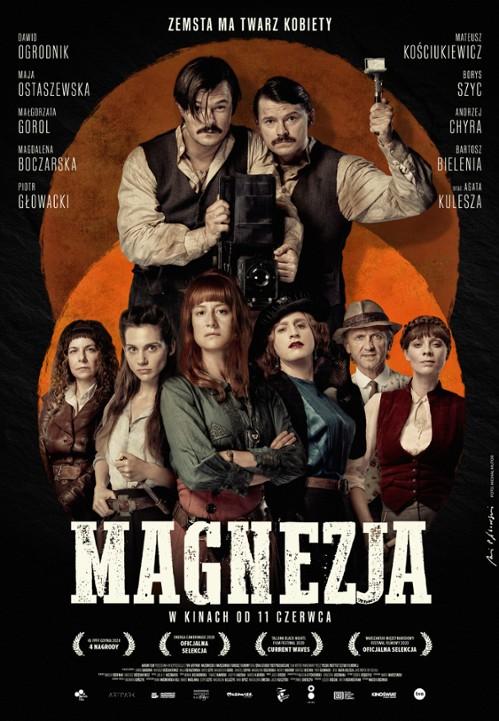 Magnezja (2020) - Filmweb