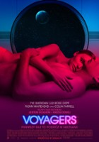 plakat - Voyagers (2021)