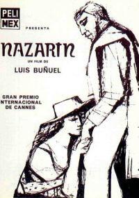 Nazarin (1959) plakat