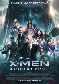 X-Men: Apocalypse (2016) plakat