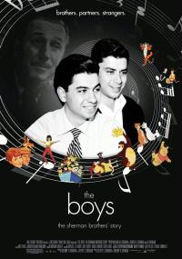 The Boys: The Sherman Brothers' Story (2009) plakat