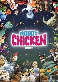 Robot Chicken (2005) plakat