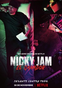 Nicky Jam: El Ganador (2018) plakat