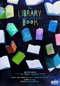 The Library Book (2015) plakat