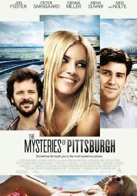 The Mysteries of Pittsburgh (2008) plakat