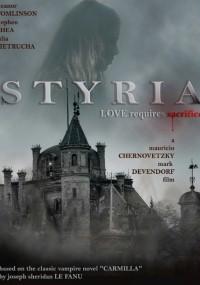 Klątwa Styrii (2014) plakat