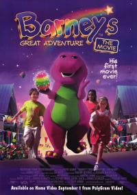 Wielka Przygoda Barneya (1998) plakat