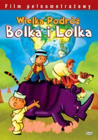 Wielka podróż Bolka i Lolka (1977) plakat