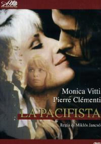 Pacyfistka (1970) plakat