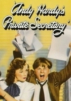 Andy Hardy's Private Secretary (1941) plakat