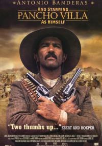 Pancho Villa we własnej osobie (2003) plakat