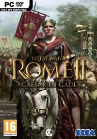 Total War: Rome II - Cezar w Galii (2013) plakat