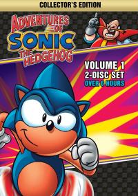 The Adventures of Sonic the Hedgehog (1993) plakat