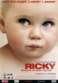 Ricky (2009) plakat