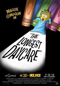 The Longest Daycare (2012) plakat
