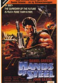 Vendetta dal futuro (1986) plakat