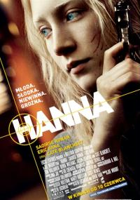 Hanna (2011) plakat