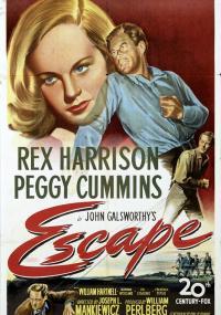 Escape (1948) plakat