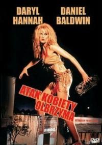 Atak kobiety olbrzyma (1993) plakat