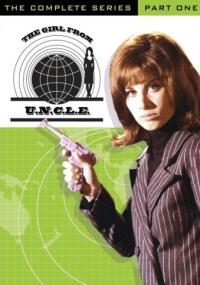 The Girl from U.N.C.L.E. (1966) plakat