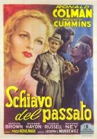 plakat - Spóźniony George Apley (1947)