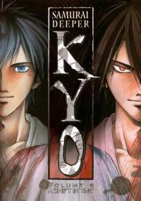 Samurai Deeper Kyō (2002) plakat