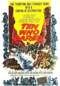 Ten Who Dared (1960) plakat