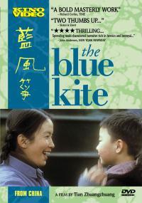 Błękitny latawiec (1993) plakat