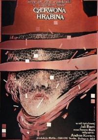 Czerwona hrabina (1985) plakat