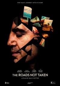 Niewybrane drogi (2020) plakat
