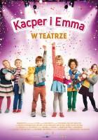 Kacper i Emma w teatrze