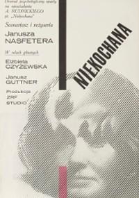 Niekochana (1965) plakat