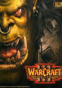 Warcraft III: Reign of Chaos (2002) plakat