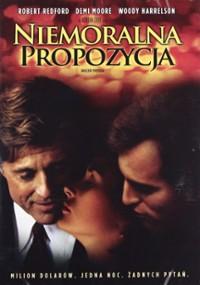Niemoralna propozycja (1993) plakat