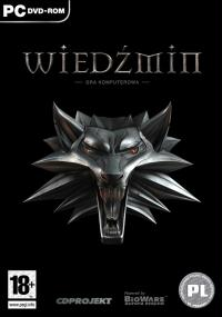 Wiedźmin (2007) plakat