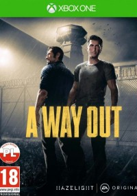 A Way Out (2018) plakat