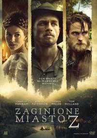 Zaginione miasto Z (2016) plakat
