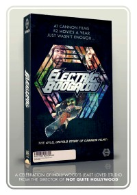 Electric Boogaloo: The Wild, Untold Story of Cannon Films (2014) plakat