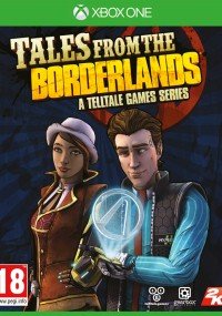 Tales from the Borderlands (2014) plakat