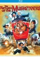 plakat - Powrót muszkieterów (1989)