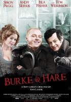 plakat - Burke i Hare (2010)